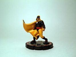 Rex Tyler Hourman Heroclix by Skeleman