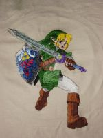 A Stitches Link xD by redridingHaruhi