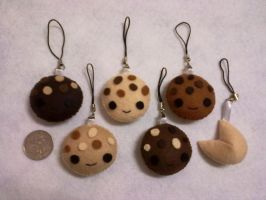 Cute Cookies Key Chain... by SongAhIn