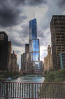 Trump Tower HDR by Matman311