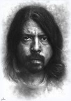 Dave Grohl by floratothart