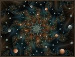 A Galaxy Far, Far Away by FractalEyes