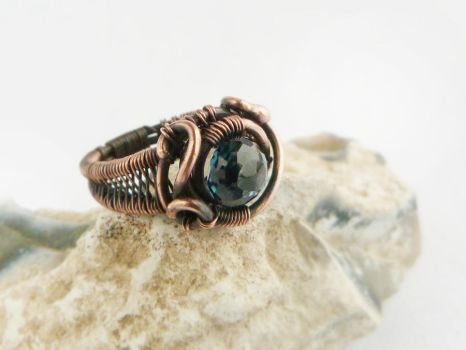 Beauty ring by UrsulaJewelry