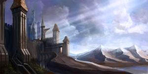 Gates of Danael by Rene-w