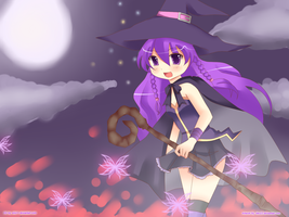 CONTEST ENTRY: Witch Eiza by riiko23