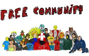Free Community by Tarpagnan