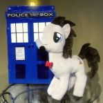 Dr. Whooves and Accessories by Evilwarlordgu