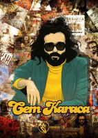 Cem Karaca by engin-design