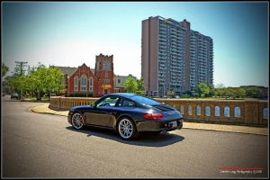Porsche Carrera S 3 by fizzle017