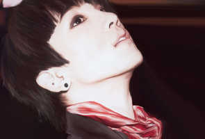 Key FanART by kiibum