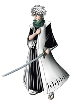 BLEACH_Toshiro Hitsugaya: End Result by 26STALKER86