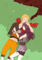 Forever Yours #1 (Naruto Lovefest) by Ekush