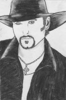 Tim Mcgraw by NymphetamineSyndrome