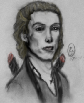 Jamie as Jace by Angelscarred