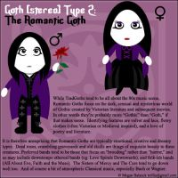 Goth Type 2: The Romantic Goth by Trellia