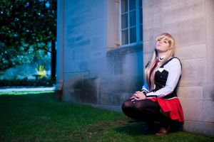 Bible Black - Innocent Girl by Th4m
