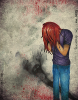 Depression by Megankaro