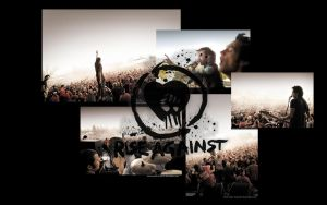 Rise Against by Stteeple
