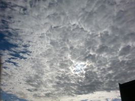 Oklahoma Clouds by blessedboydragon