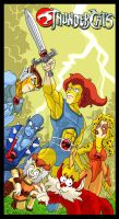 Thundercats Color by kirschner