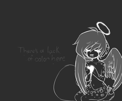 There's a lack of color here by s-ailor