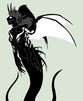 ShadowSona - Custom design Dusa by ShadowInkWarrior