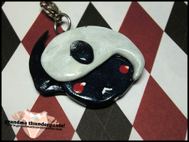 Absol Charm by GrandmaThunderpants