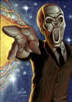 The Silence from Doctor Who by NIK-Nick