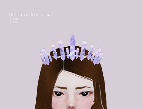 The Crystals Crown Download by Mari-Ichi