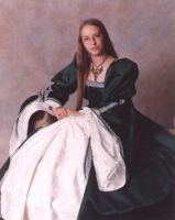 Tudor Gown by CountessLenore