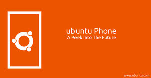 Ubuntu Phone ad by UbuMachine