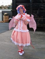 Remilia Scarlet from Touhou by ZeroKing2015
