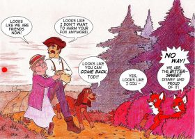 Why The Fox and the Hound has no Happy End... by Chepseh