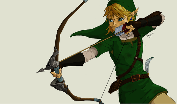 Link Arc by Pampeluche
