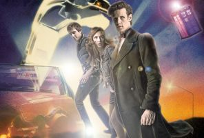 Doctor Who / Back to the Future Mash up by DanoKano