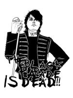 TBPID - My Chem - Gerard Way by bunnyluz