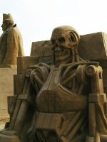 Sand World 3 by BarneyHH