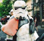 Stormtrooper by Pendragon-Photo