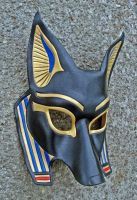 Anubis Mask by merimask