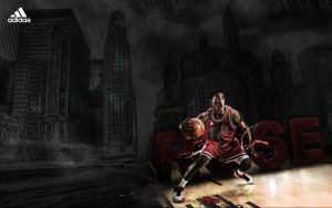 Adidas: Derrick Rose by adomas