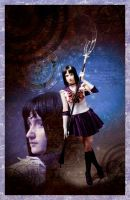 Sailor Saturn - decorative by Hybryda