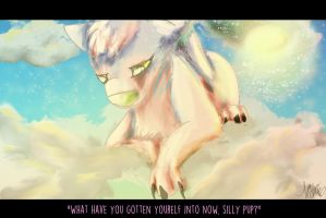 {PC} You silly pup by flare-goes-OM