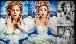 Enchanted 'Wallpaper' by xPrincEstherr
