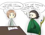 bothersome Loki by quirso