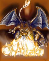 Charizard by razwit