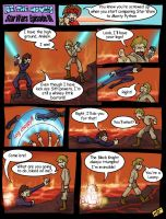 Star Wars  Episode 3  comic by Amelie-ami-chan