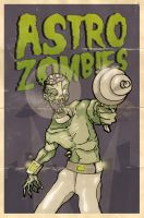 Astro Zombies by paulorocker
