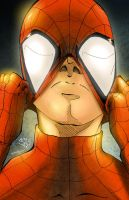 :Spiderman: by GRO-fx