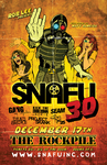 SNAFU 3D Poster by RobertEricLee