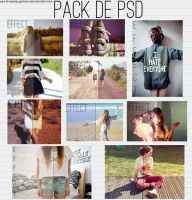 PSD's pack by lostinlonelyspace